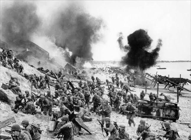 দ্বিতীয় বিশ্ব যুদ্ধ
